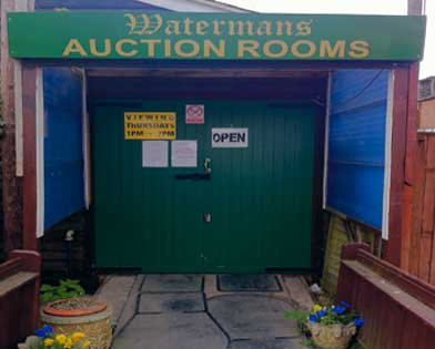 Watermans Auction Rooms Co Uk
